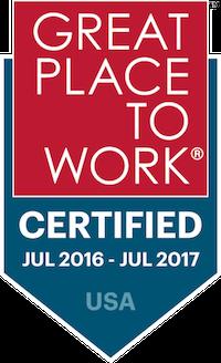 Great place to work badge f277fa871e81d029ae39f205e2427b542c5bf042524a811a258029d1182e666d